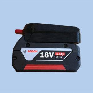 Bosch GBA akkumulator átalakítók más gyártók gépeihez