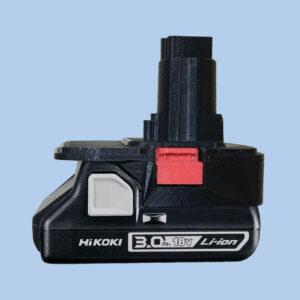 Átalakitó adapter hitachi hikoki 3.0ah akkumulatorokhoz
